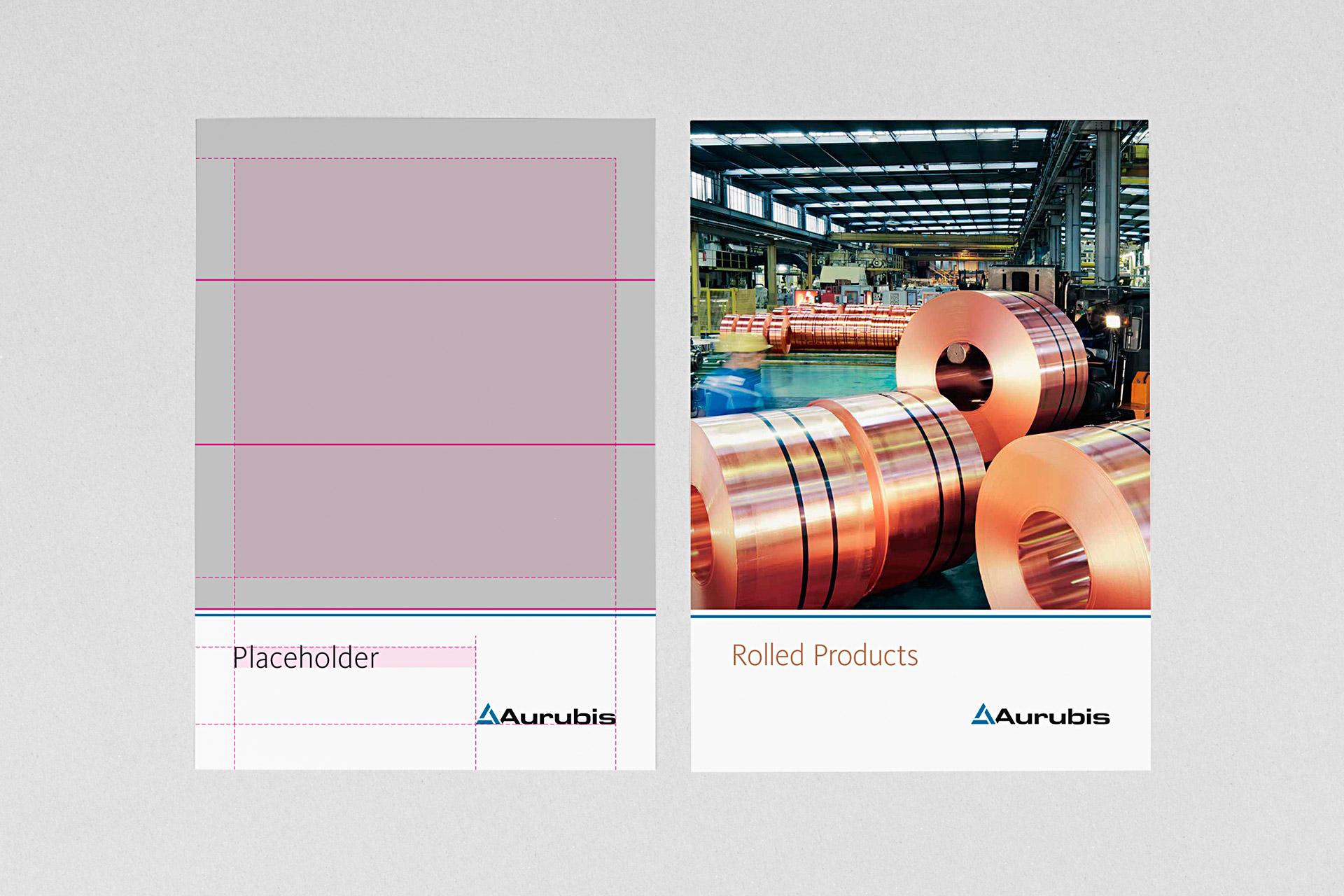 aurubis-corporate-design coverdesign