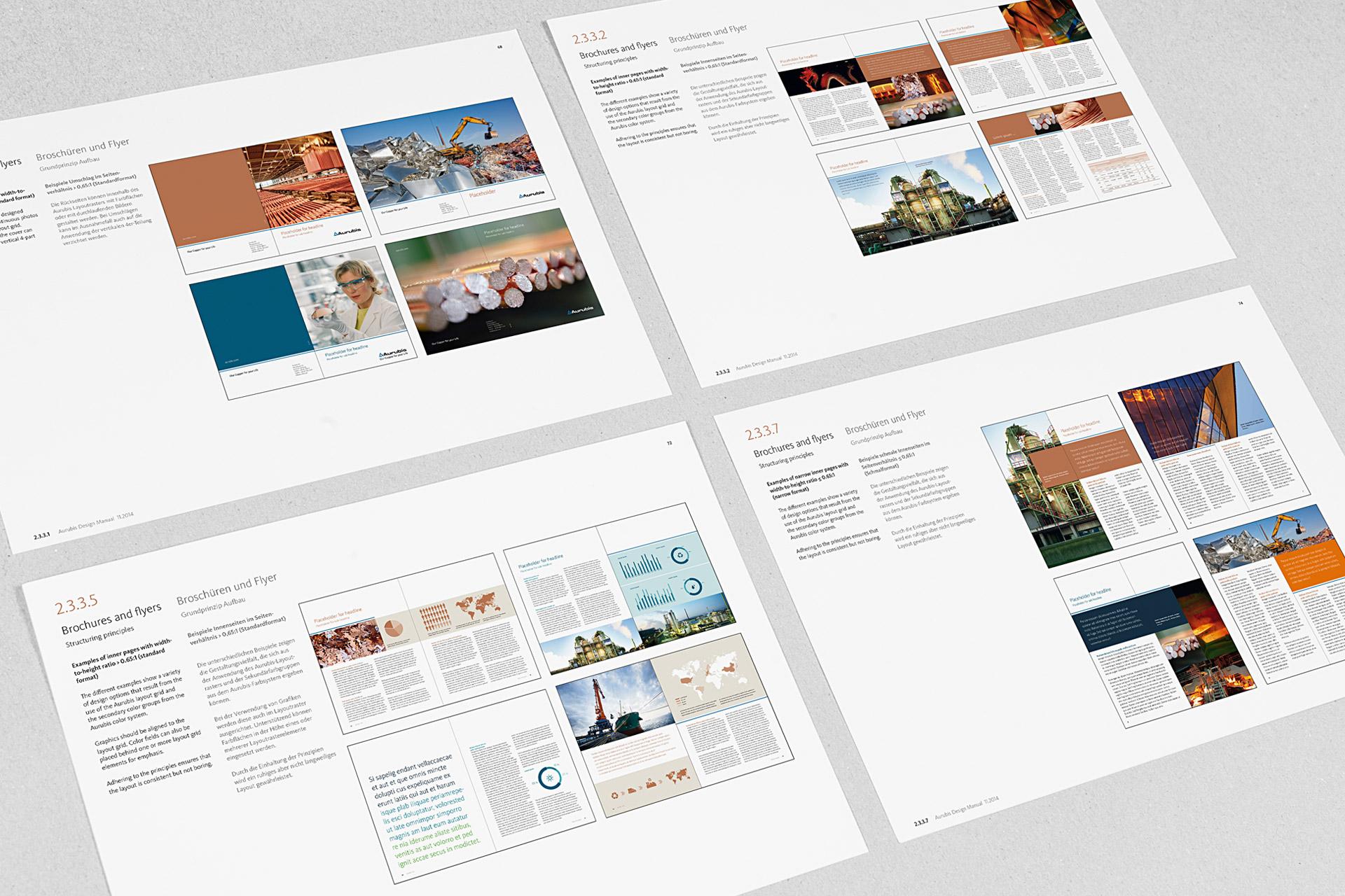 aurubis-corporate-design manualseiten