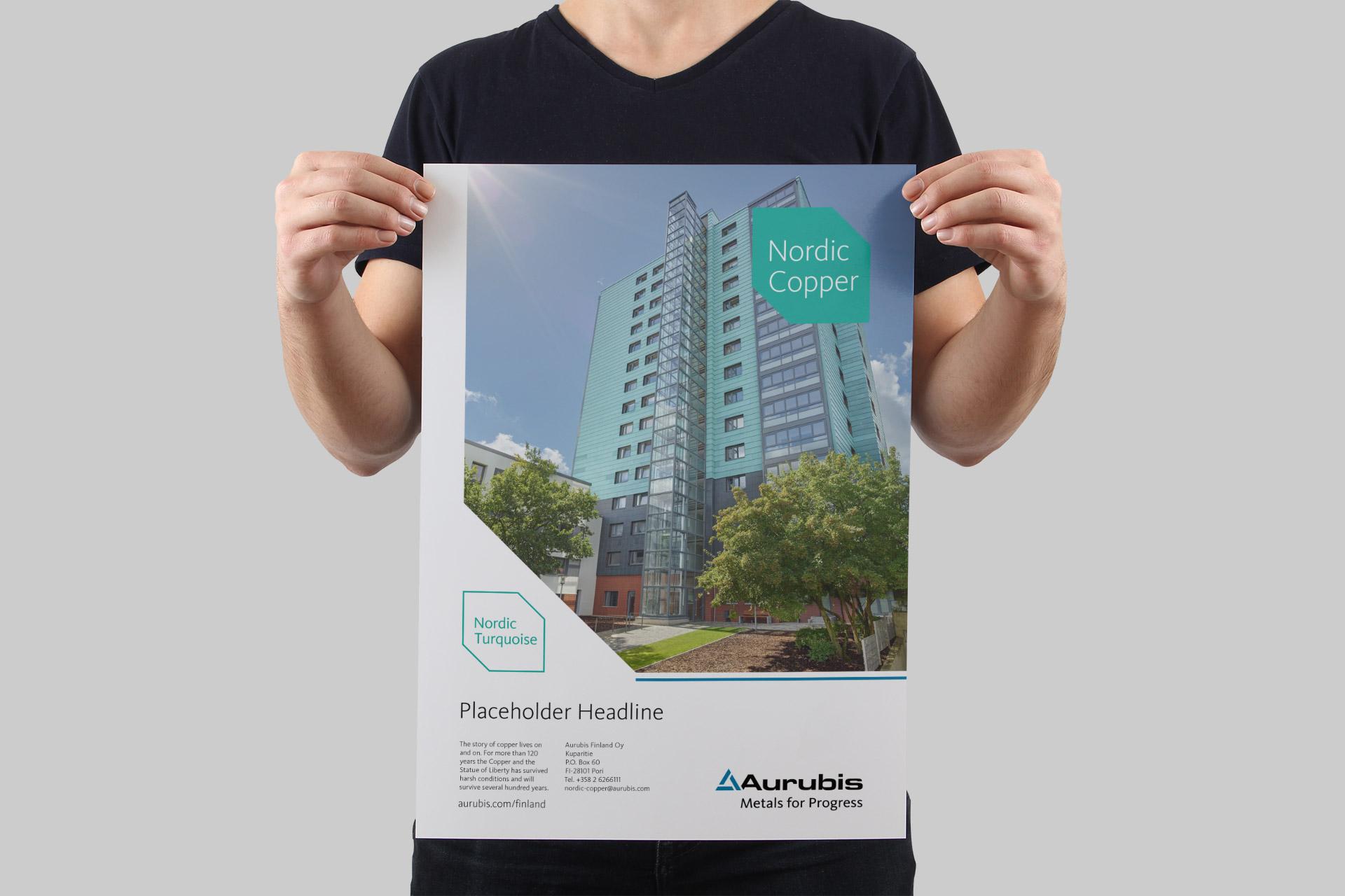 aurubis-nordic-copper posterdesign