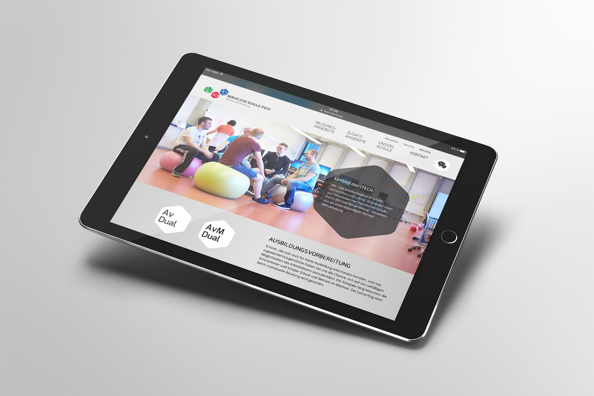 bs-itech-corporate-design webdesign