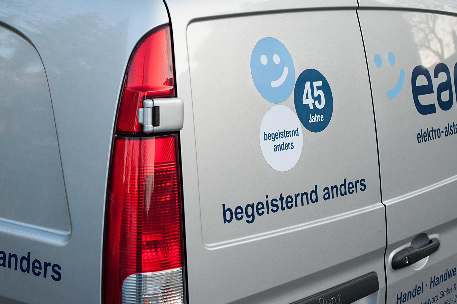 ean-corporate-design Fahrzeugbeschriftung
