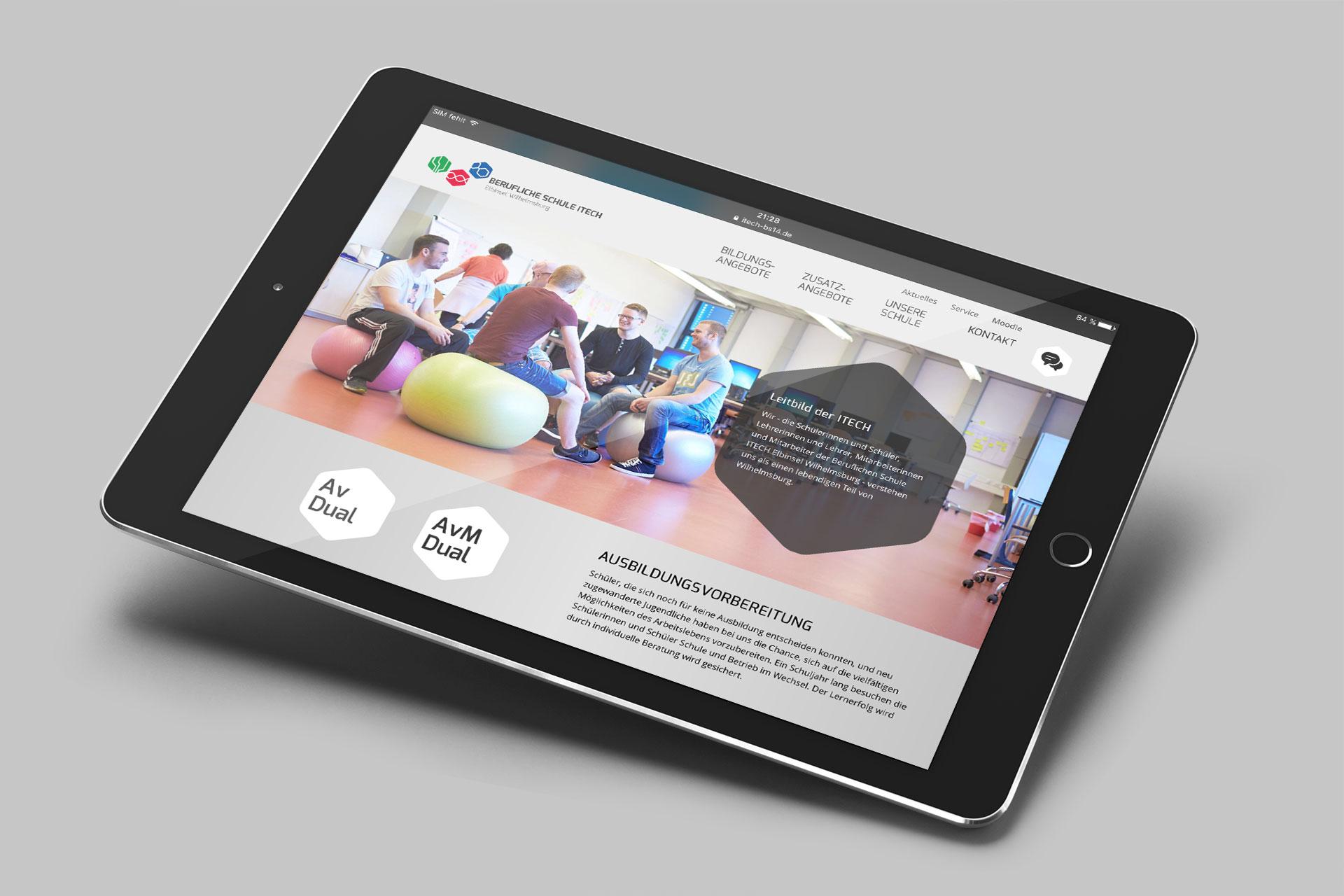 itech-corporate-design webdesign