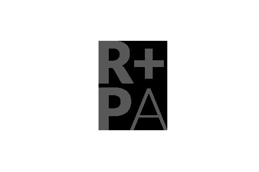 Corporate Design für Reichardt & Partner, Beispiel Logodesign