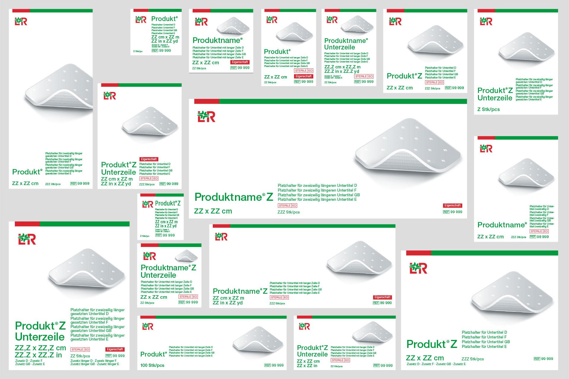 lohmann-rauscher verpackungsdesign