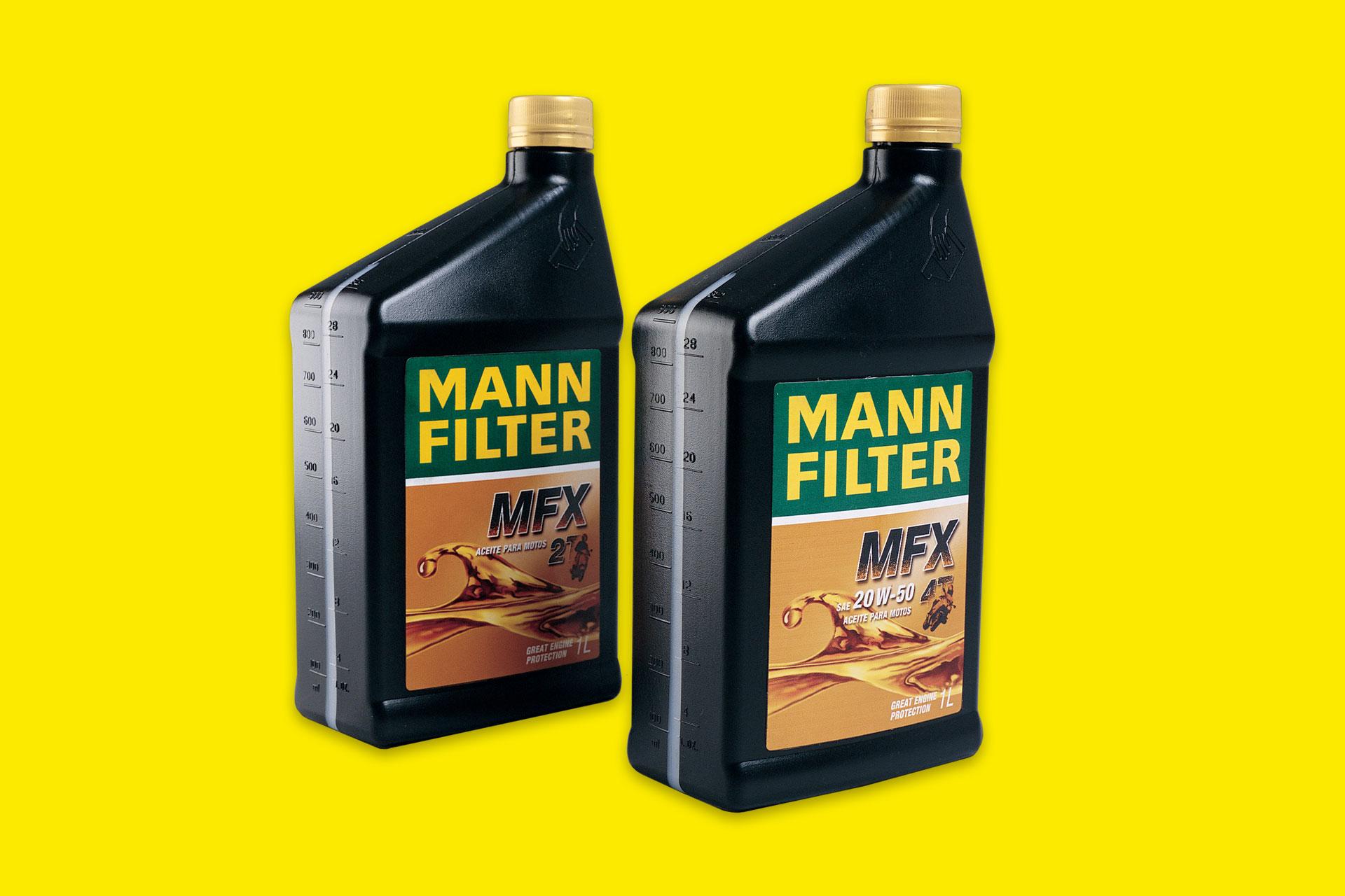 mann-filter-verpackungsdesign motoroel