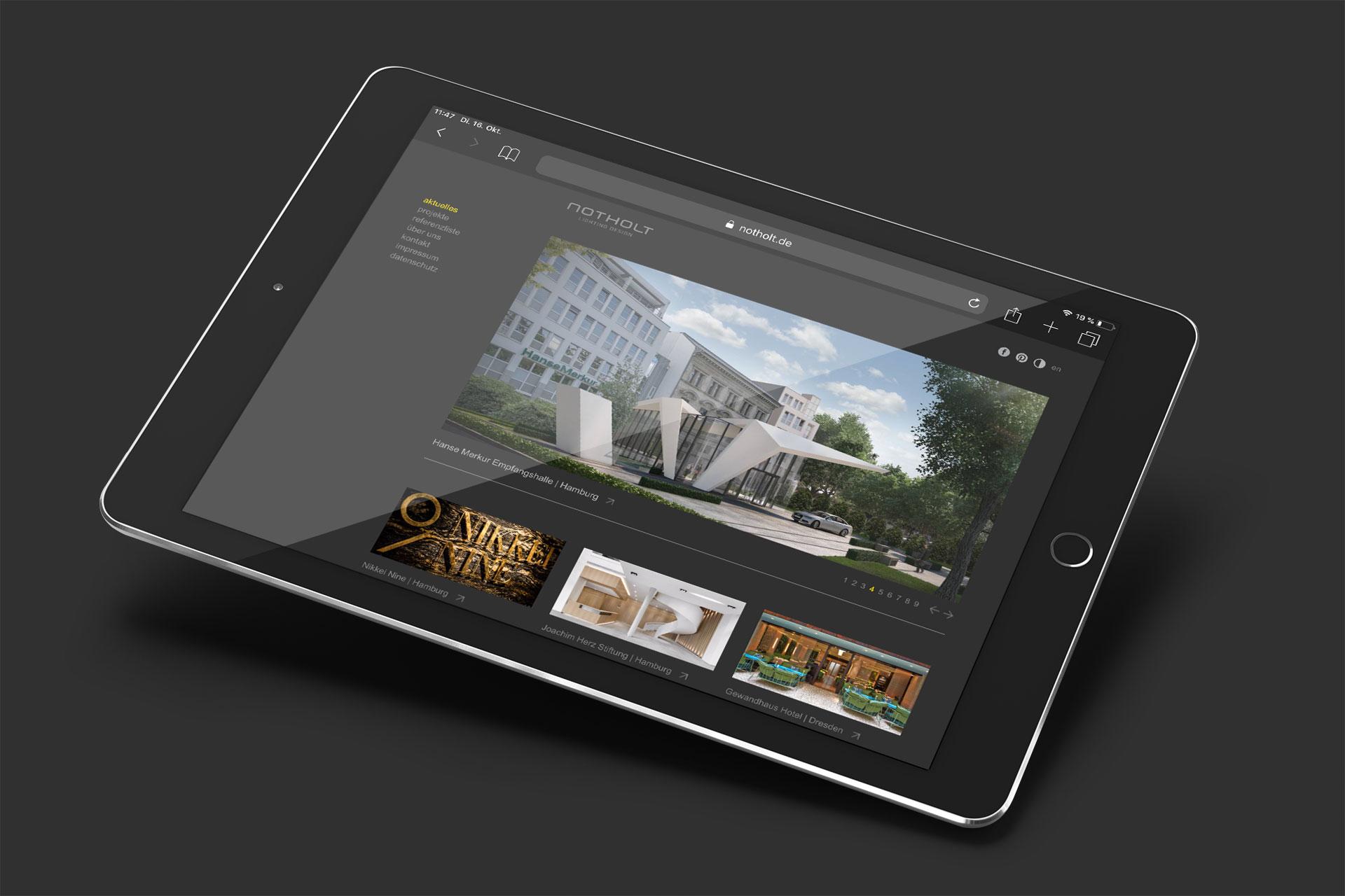 notholt-corporate-design webdesign