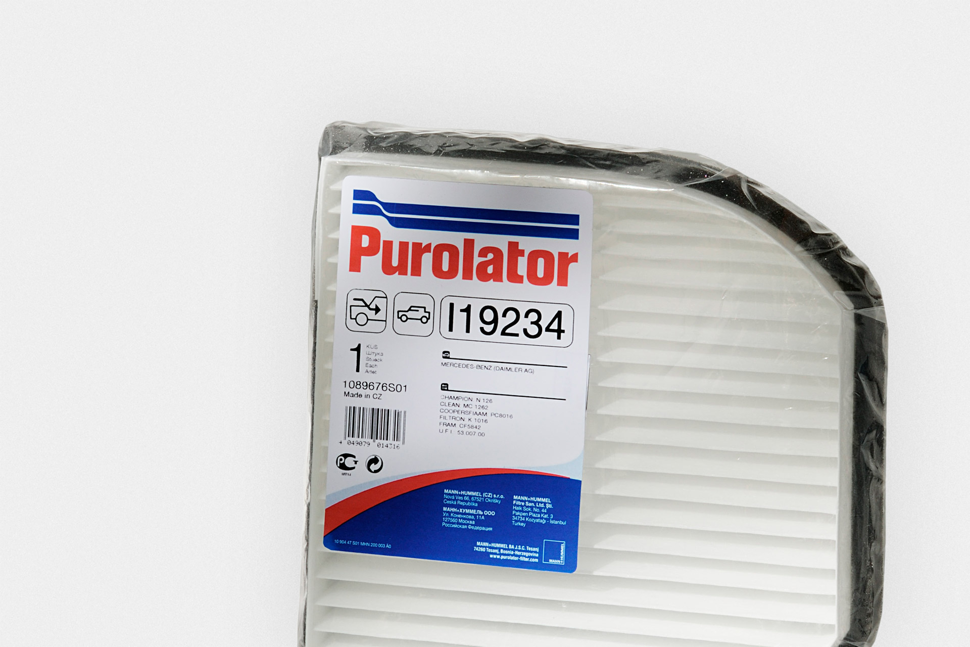 purolator-verpackungsdesign label design