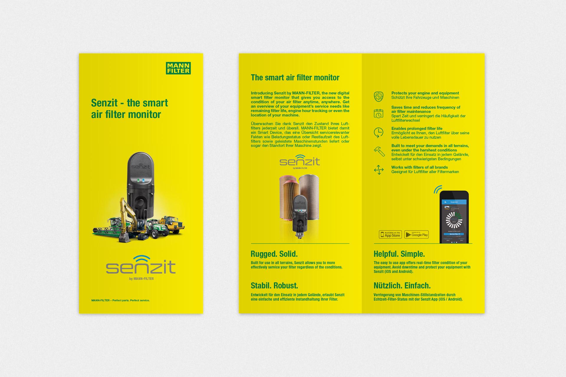 senzit-corporate-design flyer design