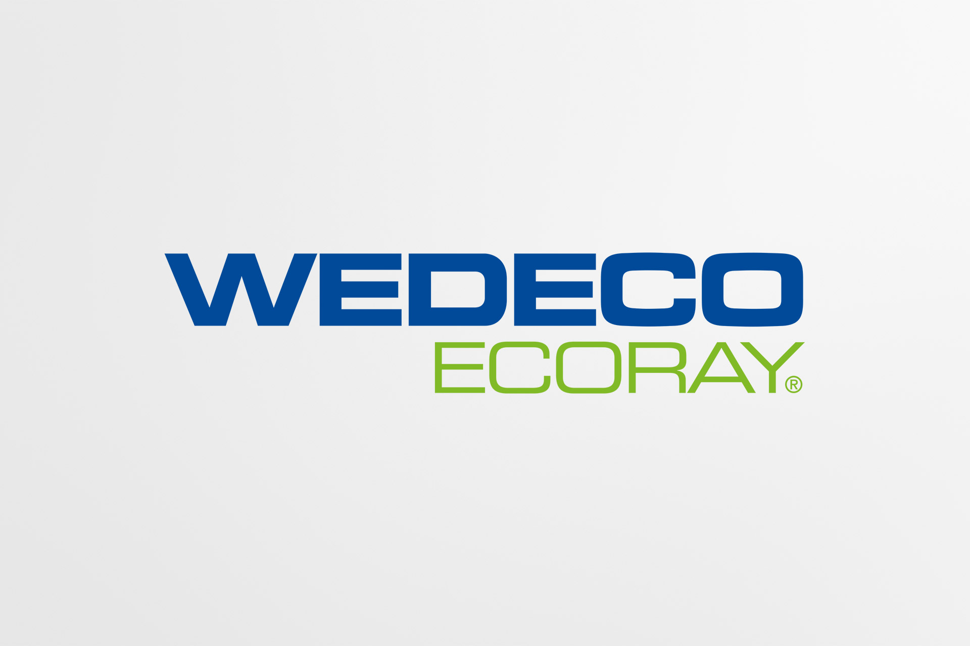 wedeco-verpackungsdesign logo design