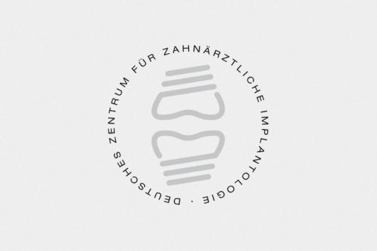 Corporate Design für DZZI Klinik, Beispiel Logodesign