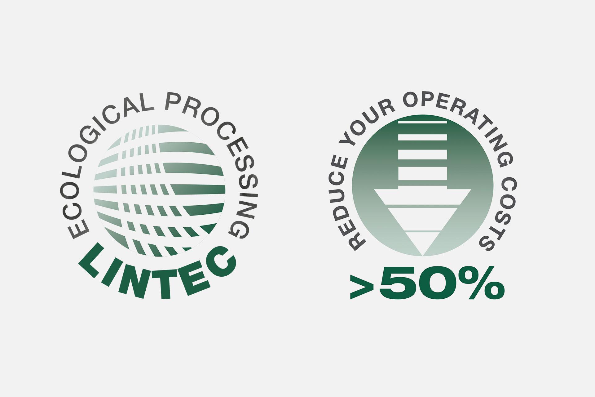 Lintec Group Logodesign im Corporate Design